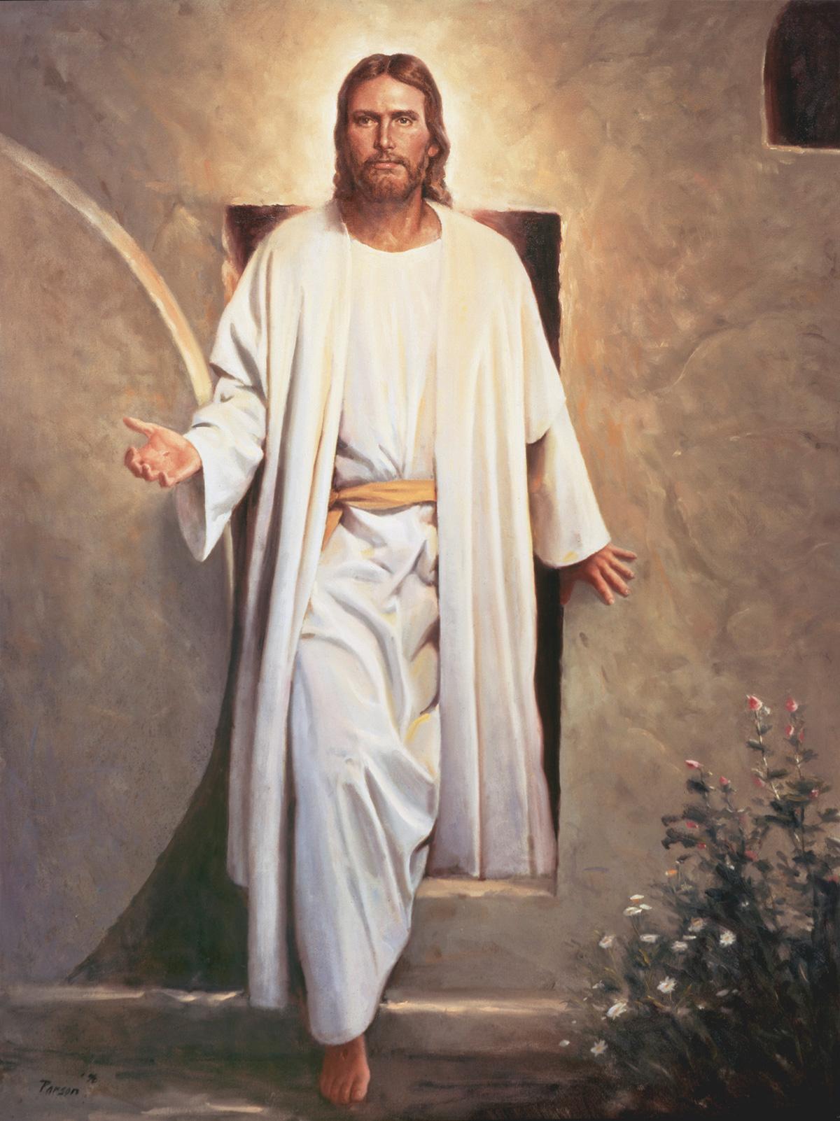 Del Parson Mormon Artist