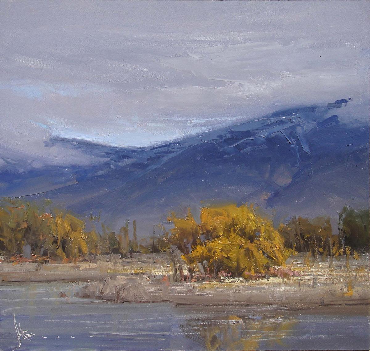 Josh Clare Mormon Artist