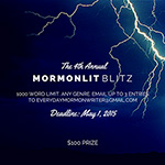 Episode 14: Nicole Wilkes Goldberg on the 2015 Mormon Lit Blitz
